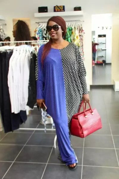 See Fun Photos from About that Curvy Life x Ma' Bello's Fashion Day Out 13