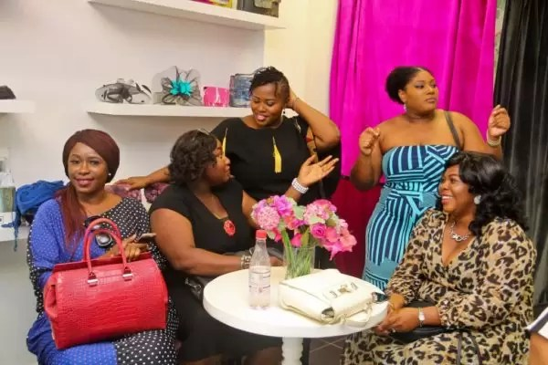 See Fun Photos from About that Curvy Life x Ma' Bello's Fashion Day Out 1