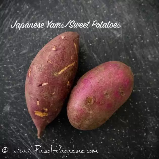 Food and Fitness- Health Benefits of Sweet potatoes 2