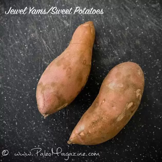 Food and Fitness- Health Benefits of Sweet potatoes 3