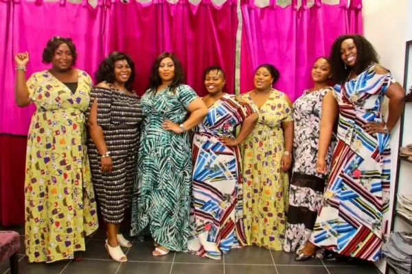 See Fun Photos from About that Curvy Life x Ma' Bello's Fashion Day Out 12