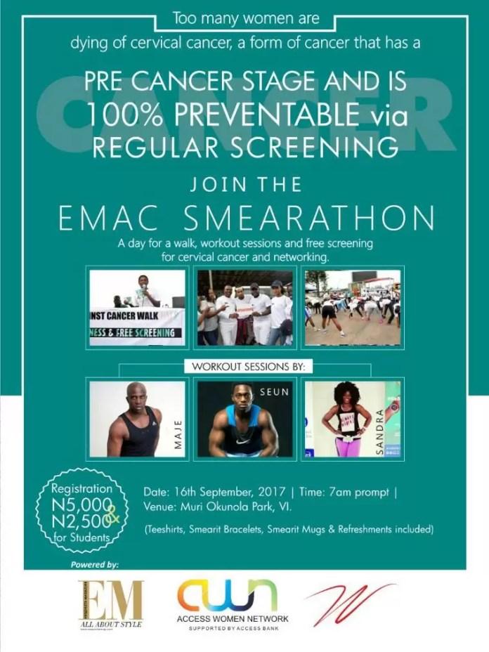 FreebieFriday - Register FREE for the EMAC SMEARATHON 2017 1