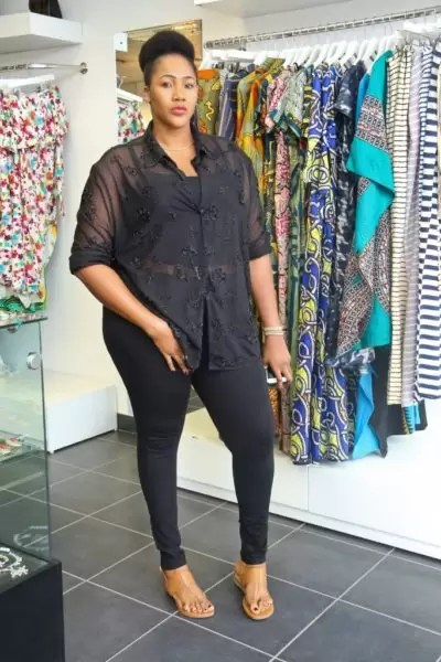 See Fun Photos from About that Curvy Life x Ma' Bello's Fashion Day Out 11