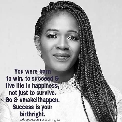 Mindset Shift with Tewa - Success is Your Birthright 1