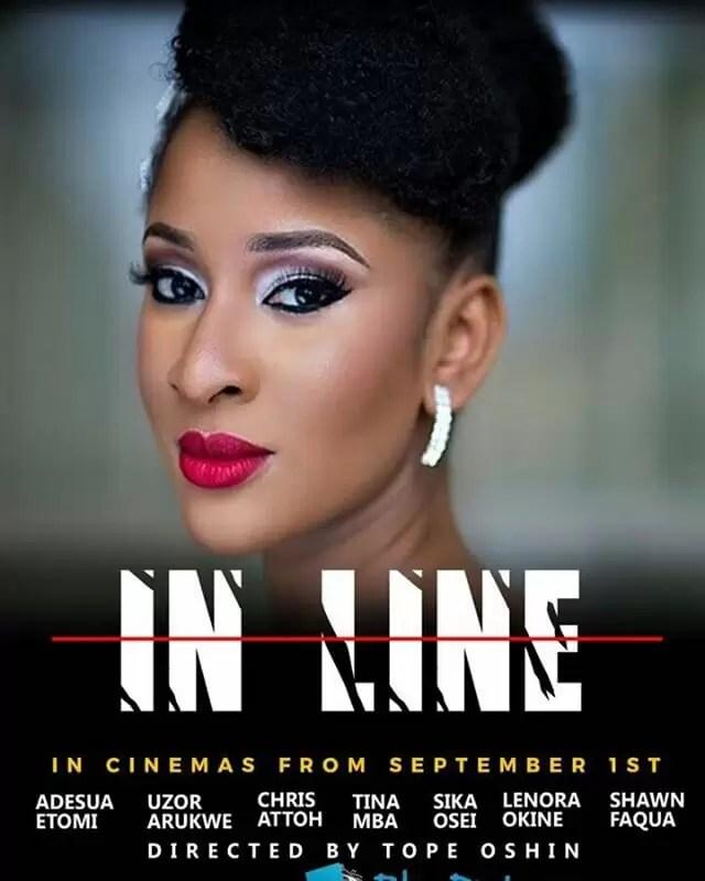 #InLineTheMovie 1