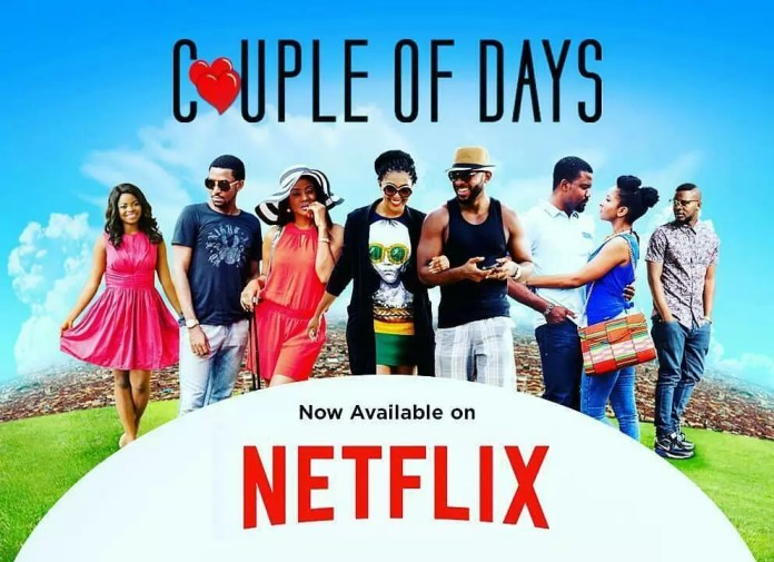 Yippy! Now on Netflix.... 1