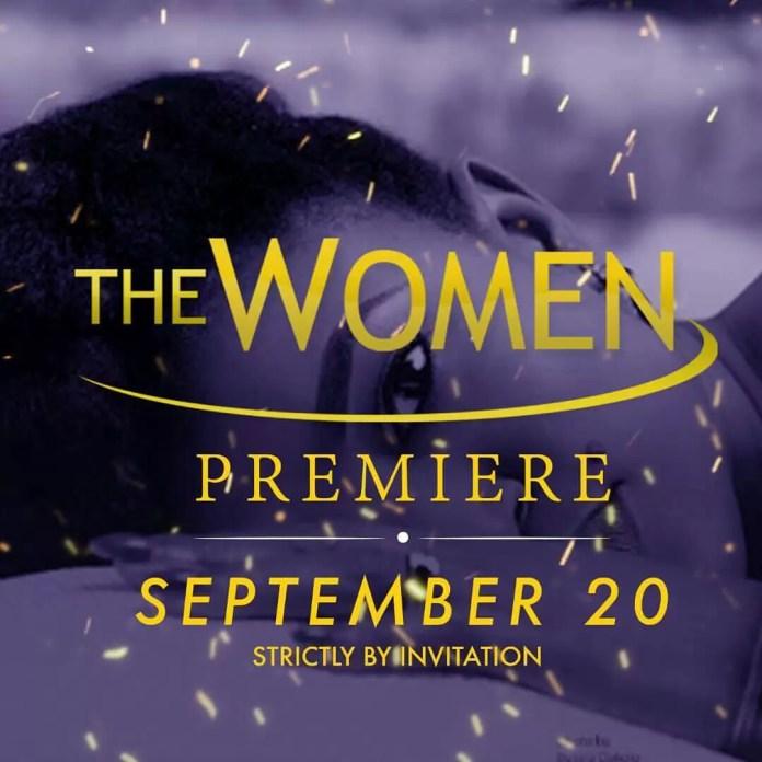 #TheWomenTheMovie 1