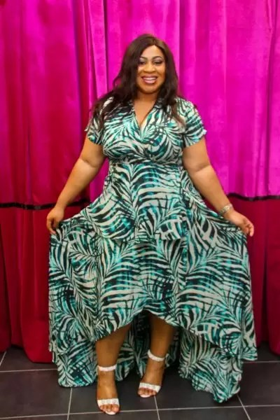 See Fun Photos from About that Curvy Life x Ma' Bello's Fashion Day Out 10