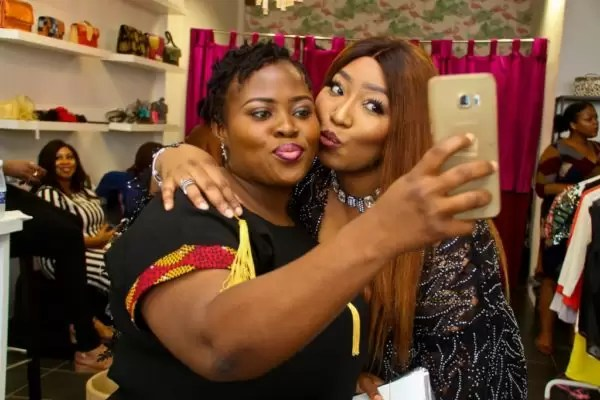 See Fun Photos from About that Curvy Life x Ma' Bello's Fashion Day Out 8