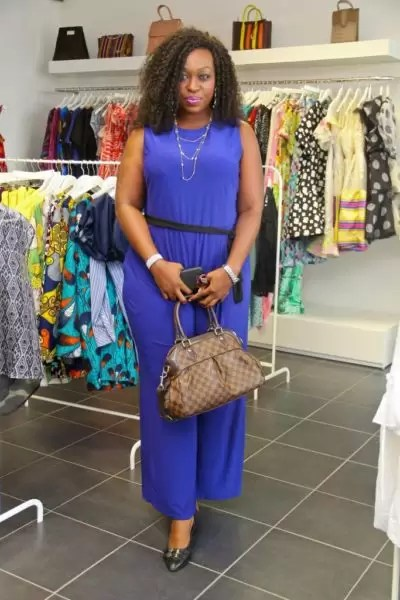 See Fun Photos from About that Curvy Life x Ma' Bello's Fashion Day Out 6