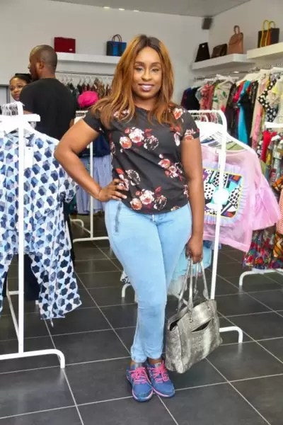 See Fun Photos from About that Curvy Life x Ma' Bello's Fashion Day Out 7