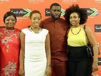 EMNews - The South African Embassy Celebrates Women's Day in Lagos. 3
