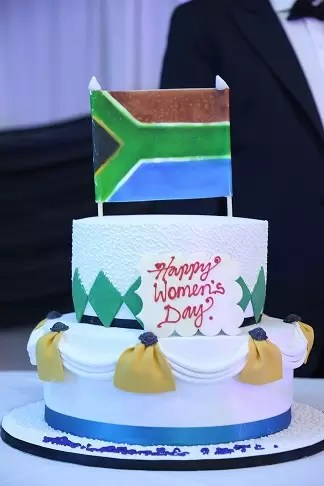 EMNews - The South African Embassy Celebrates Women's Day in Lagos. 6