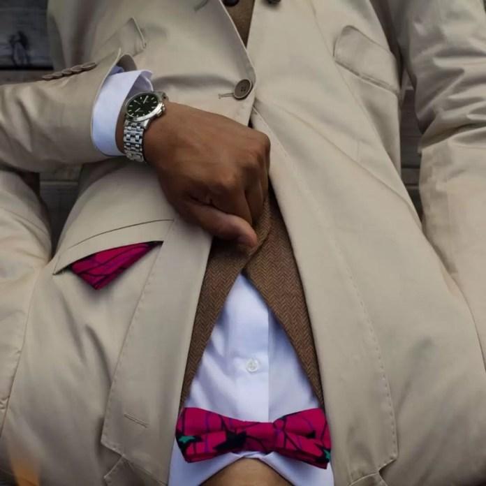 Ankara Bow Tie: yay or nay 6