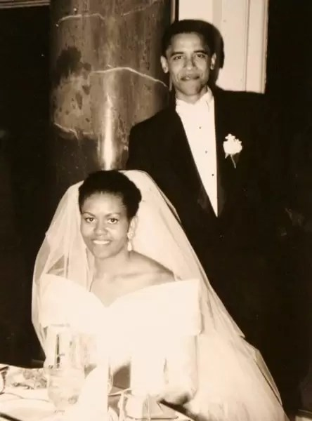 Happy 25th Anniversary to the Obamas 1