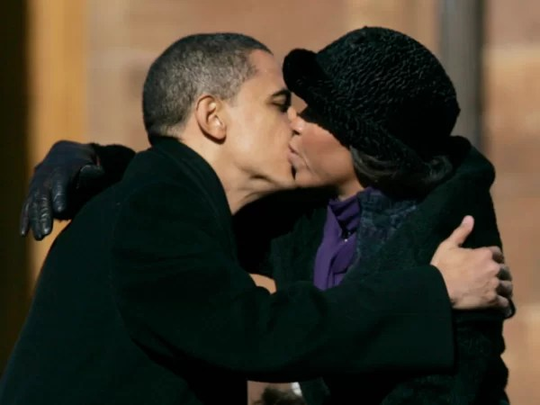Happy 25th Anniversary to the Obamas 2