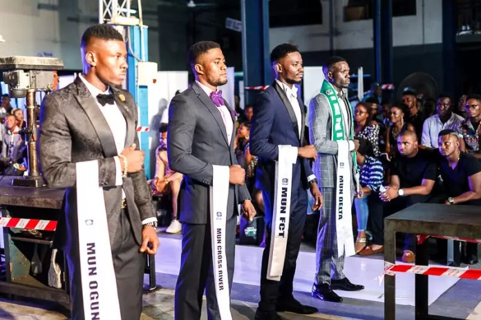 HIGHLIGHTES OF MENS FASHION WEEK NIGERIA 2017 BY AXE NIGERIA & GERMAINE AUTO 7