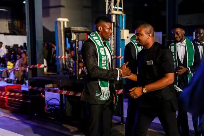 HIGHLIGHTES OF MENS FASHION WEEK NIGERIA 2017 BY AXE NIGERIA & GERMAINE AUTO 9