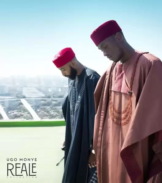 THE REALE COLLECTION by UGO MONYE 12