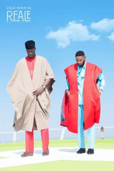 THE REALE COLLECTION by UGO MONYE 11