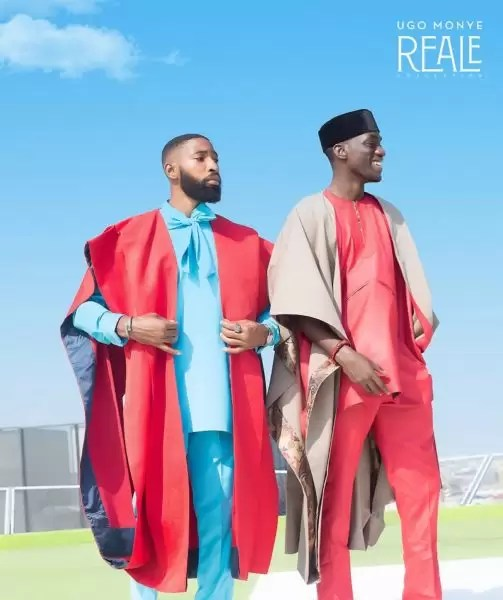 THE REALE COLLECTION by UGO MONYE 3