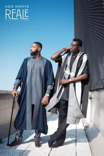 THE REALE COLLECTION by UGO MONYE 10