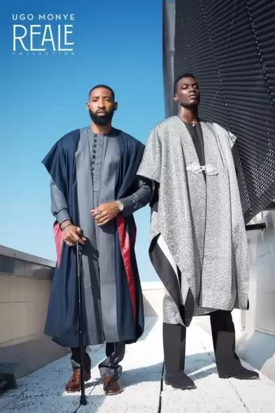 THE REALE COLLECTION by UGO MONYE 9