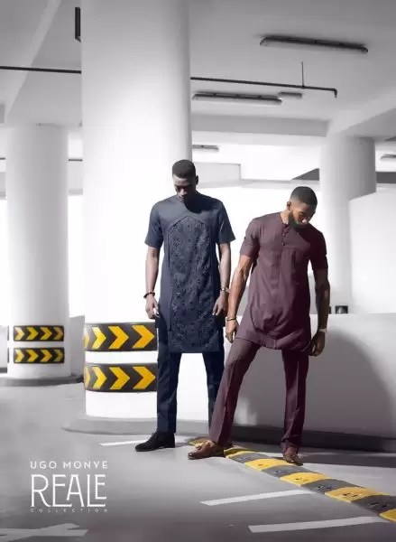 THE REALE COLLECTION by UGO MONYE 7