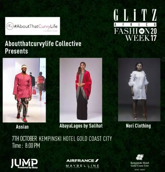 Latasha Ngwube's #AboutThatCurvyLife Collective Set to Make History Again at Glitz Africa Fashion Week 2017 4