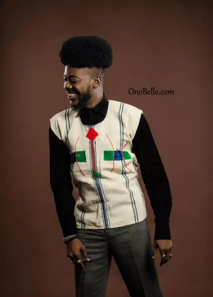 OB EXCLUSIVE: FASHION EDITORIAL SHOOT & INTERVIEW WITH SINGER ADEKUNLE GOLD 2