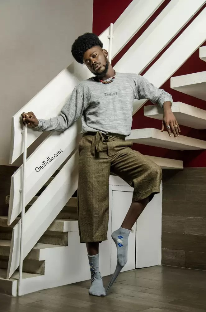 OB EXCLUSIVE: FASHION EDITORIAL SHOOT & INTERVIEW WITH SINGER ADEKUNLE GOLD 3