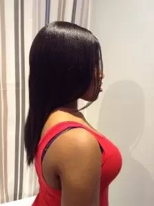 How to treat your relaxed hair 8