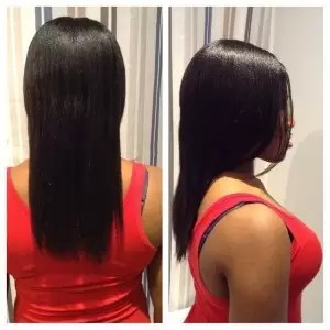 How to treat your relaxed hair 10