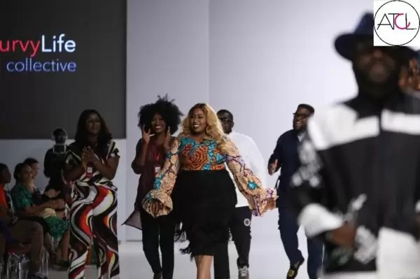 They Came to SLAY! About That Curvy Life Collective Defies Fashion Norms AGAIN at Heineken Lagos Fashion and Design Week 2017 13