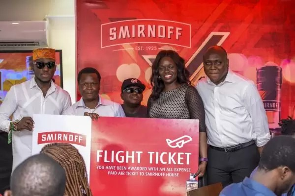 8 PARTIES. 7 CITIES. 1 TOUR: SMIRNOFF ANNOUNCES NONSTOP EPIC NIGHTS WITH THE SMIRNOFF X1 TOUR 11