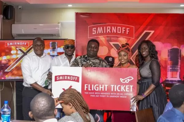 8 PARTIES. 7 CITIES. 1 TOUR: SMIRNOFF ANNOUNCES NONSTOP EPIC NIGHTS WITH THE SMIRNOFF X1 TOUR 9