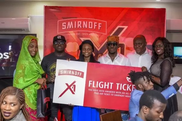 8 PARTIES. 7 CITIES. 1 TOUR: SMIRNOFF ANNOUNCES NONSTOP EPIC NIGHTS WITH THE SMIRNOFF X1 TOUR 7