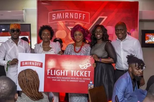 8 PARTIES. 7 CITIES. 1 TOUR: SMIRNOFF ANNOUNCES NONSTOP EPIC NIGHTS WITH THE SMIRNOFF X1 TOUR 5