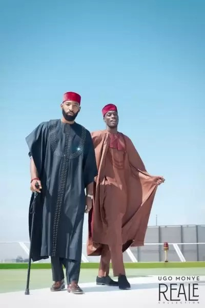 THE REALE COLLECTION by UGO MONYE 1