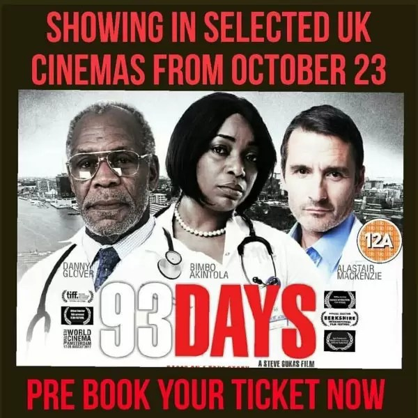 #93DaysMovie showing in selected UK cinemas 3