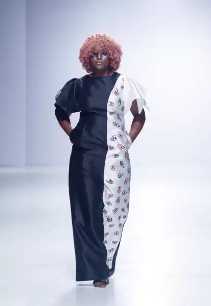 They Came to SLAY! About That Curvy Life Collective Defies Fashion Norms AGAIN at Heineken Lagos Fashion and Design Week 2017 6