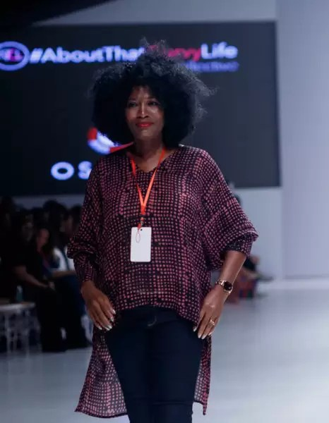 They Came to SLAY! About That Curvy Life Collective Defies Fashion Norms AGAIN at Heineken Lagos Fashion and Design Week 2017 9