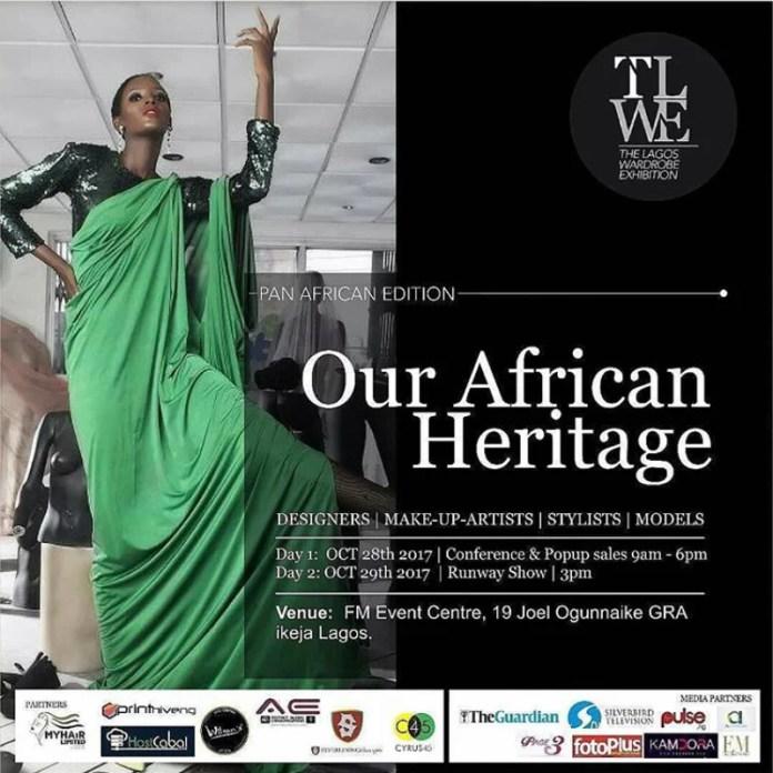 The Lagos Wardrobe Exhibition (TLWE) 2