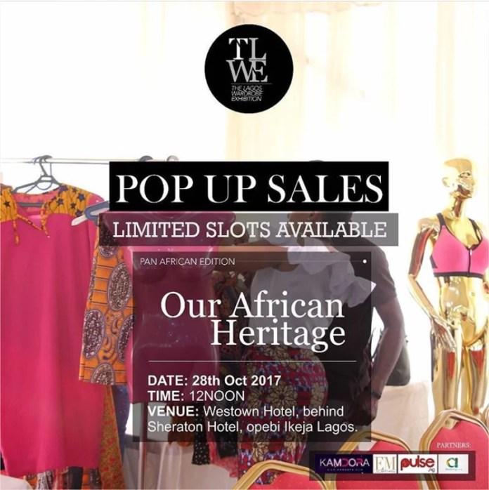 The Lagos Wardrobe Exhibition (TLWE) 5