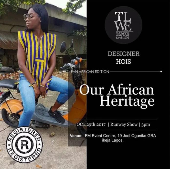 The Lagos Wardrobe Exhibition (TLWE) 3