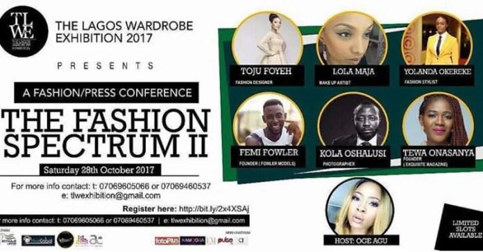 The Lagos Wardrobe Exhibition (TLWE) 6