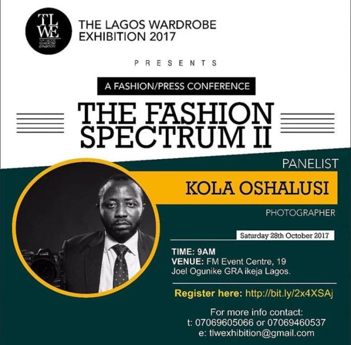 The Lagos Wardrobe Exhibition (TLWE) 9
