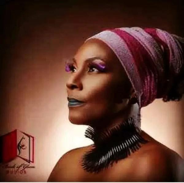 Happy birthday to veteran actress, Tina Mba 1