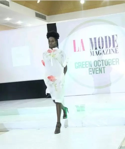 La Mode Magazine Green October event- photos from the fashion show segment 10