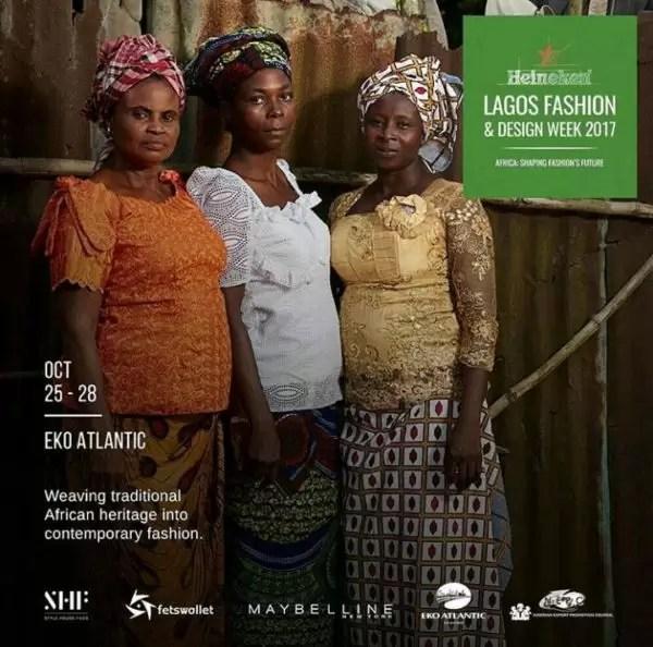 Heineken Lagos Fashion and Design Week 2017 7